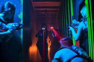 Black Friday TAGGEN / Lasertag