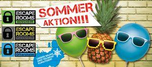 Sommeraktion für alle coolen Köpfe!